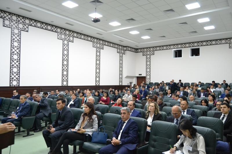Erasmus+ Information Day in Tashkent