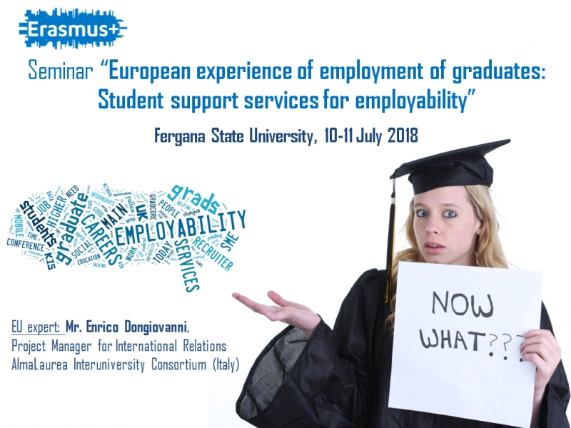 TAM seminar: student employability, 10-11 July 2018
