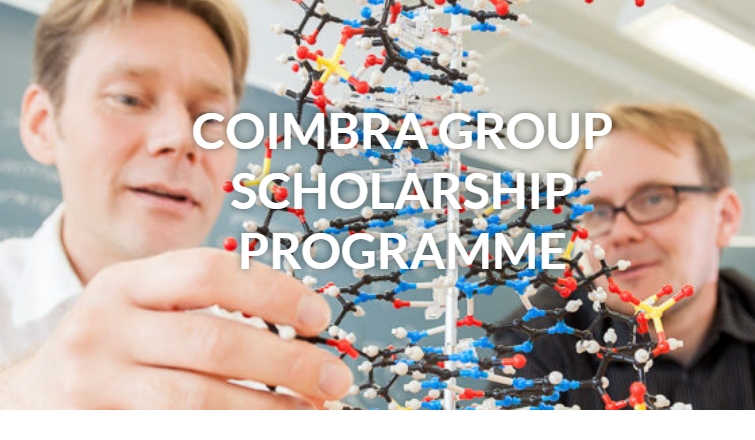 Coimbra Group Scholarship Programme for Young Researchers