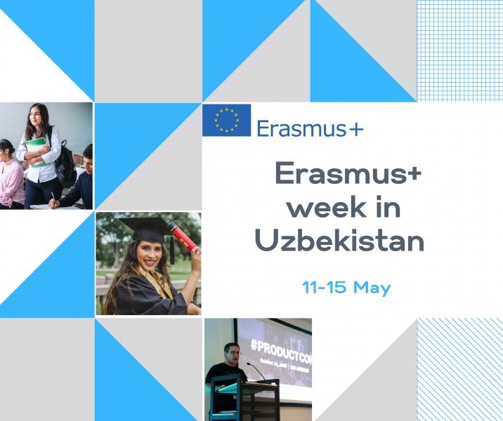 Online Erasmus+ Week