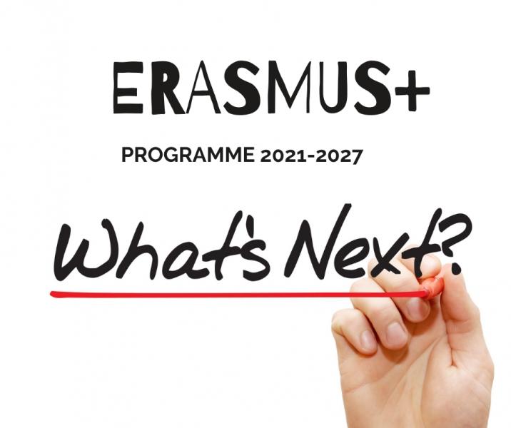 Erasmus+ dasturi yangiliklari haqida biz birinchi manbadan xabar bermoqdamiz!