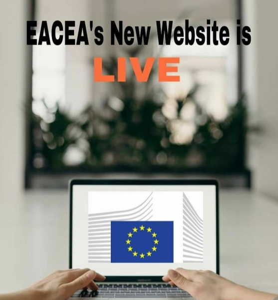The new EACEA website