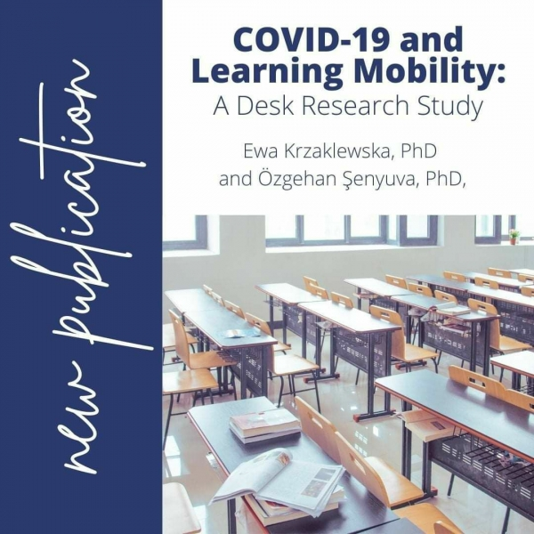 New Publication: COVID-19 and Learning Mobility: A Desk Research Study
