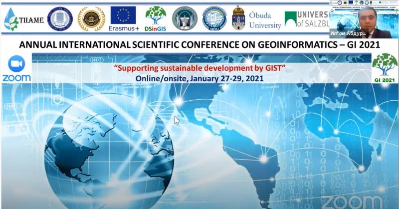 DSinGIS: ANNUAL INTERNATIONAL SCIENTIFIC CONFERENCE ON GEOINFORMATICS - GI 2021