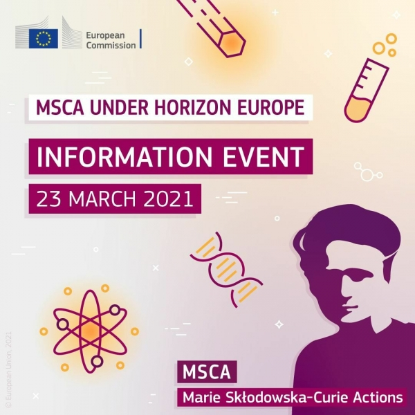 Information event of MSCA