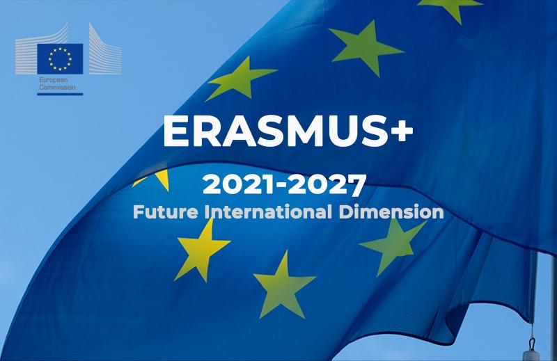 The International Dimension of Erasmus+ 2021-2027