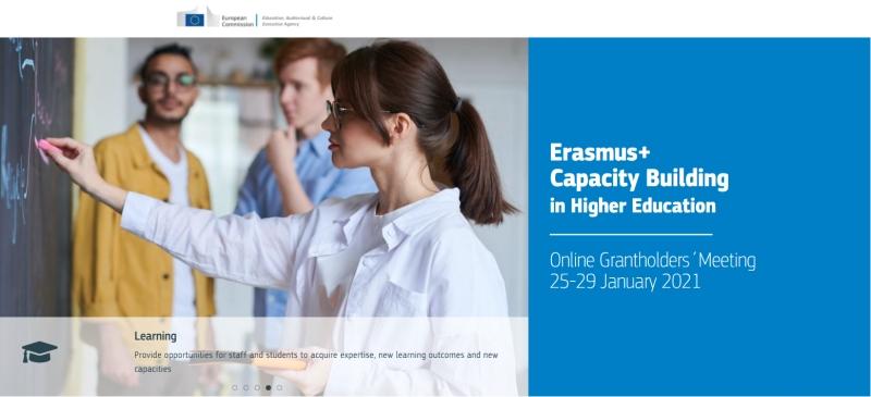 Online Grantholders' Meeting