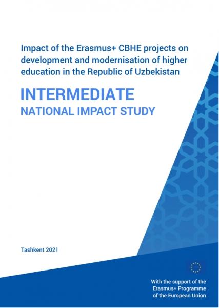 National Impact Study of Erasmus+ CBHE projects in Uzbekistan