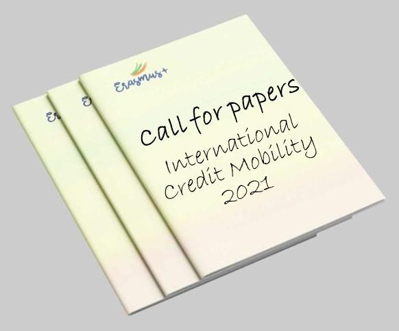 Сборник статей - Erasmus+ International Credit Mobility 2021