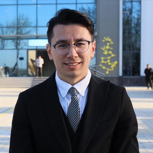 Interview with Erasmus Mundus 2021 Scholarship winner: Narzullaev Muslikhiddin