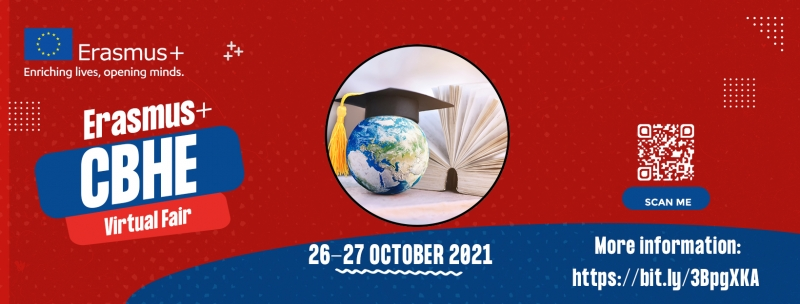 The First worldwide Erasmus+ Virtual fair for Capacity Building Projects, October 26-27