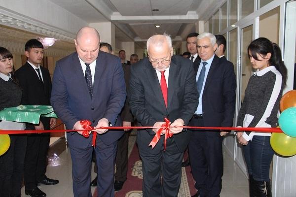 Открытие лаборатории по возобновляемым источникам в рамках проекта RENES