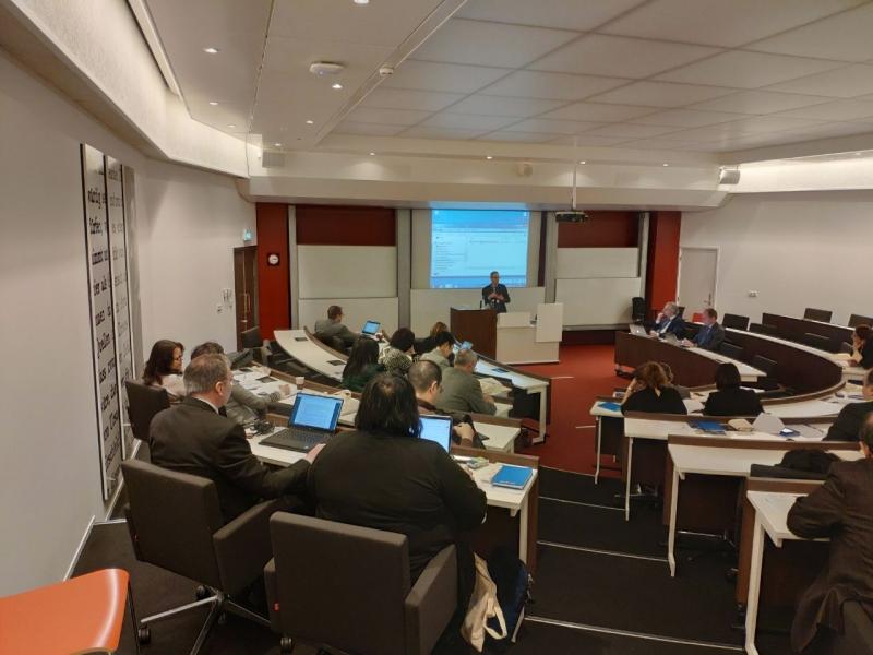 Учебный семинар для экспертов НК
