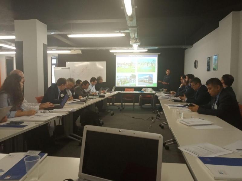 Первая встреча проекта MechaUZ