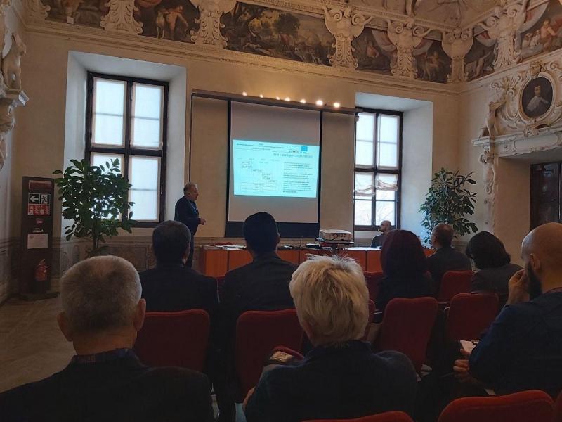 Стартовая встреча проекта ERAMCA