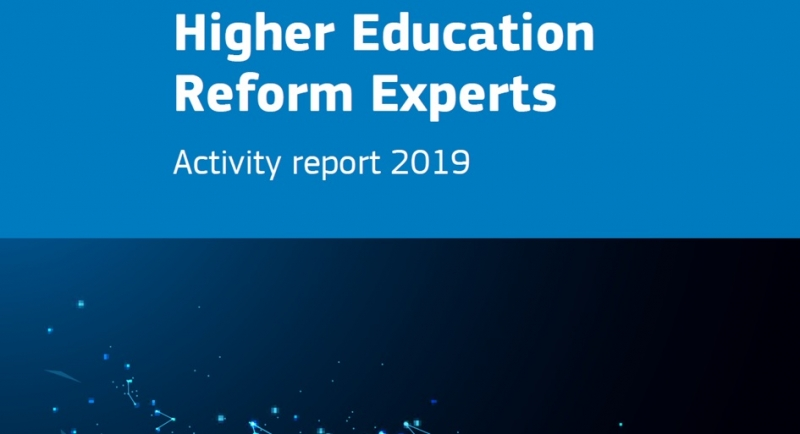 Higher Education Reform Experts' Activity Report 2019