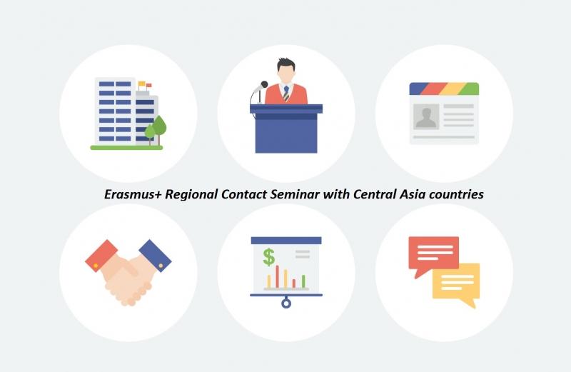 Объявление 2-ого раунда для участия в контакном семинаре  Эразмус+ в Турции