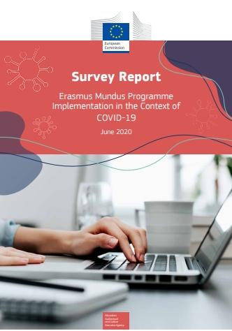 """COVID-19 kontekstida Erasmus Mundus dasturini amalga oshirish"""" so'rovnomasi"""
